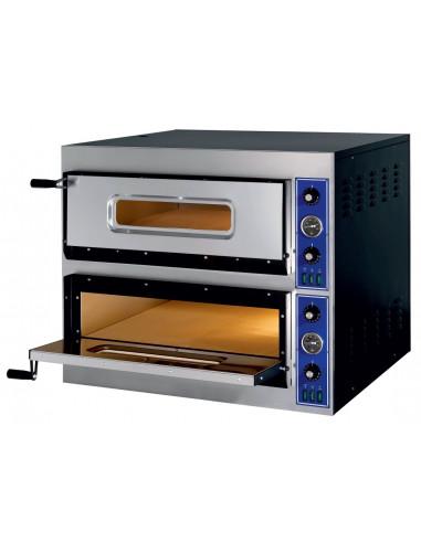 Horno Eléctrico para 12 Pizzas Diámetro 330mm de 900x1080x750mm - 2