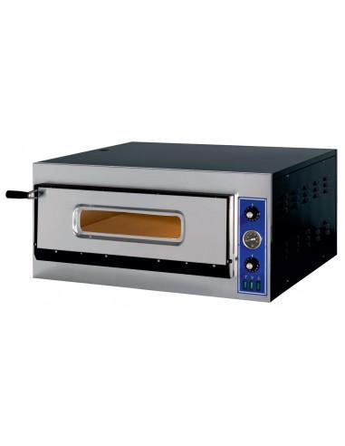 Horno Eléctrico para 6 Pizzas Diámetro 330mm de 1230x785x240mm - 2
