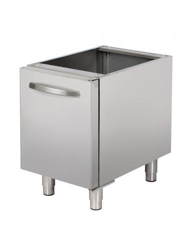 Mueble soporte con puertas 400x610x630h mm D712 ARISCO - 1