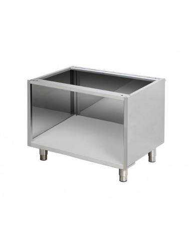 Mueble soporte sin puertas 800x560x630h mm D721 ARISCO - 1
