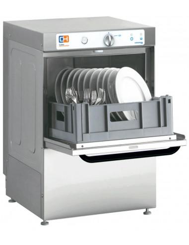 Lavavajillas Industrial con Cesta de 40x40cm de 470x520x720h mm CORDOBA400 - 1