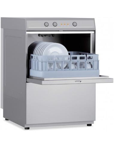 Lavavasos Industrial con Cesta de 35x35cm de 400x480x650h mm CH350 - 1