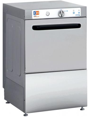 Lavavasos Industrial con Cesta de 35x35cm de 430x780x650h mm CORDOBA350 - 1