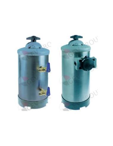 Descalcificador Manual 2 Válvulas de 8 Litros 531099 - 1