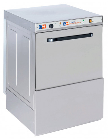 Lavavajillas Industrial con Cesta de 50x50cm de 600 x600 x820h mm CORDOBA500 - 1