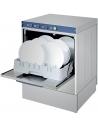 Lavavajillas Industrial con Bomba de Desagüe y Cesta de 50x50cm de 590 x600 x810h mm ARISCO CH500ECOB - 1