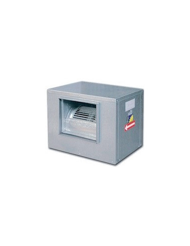 Caja de Extracción de 10/10 pulgadas CADTM-10/10-4M3/4 - 1