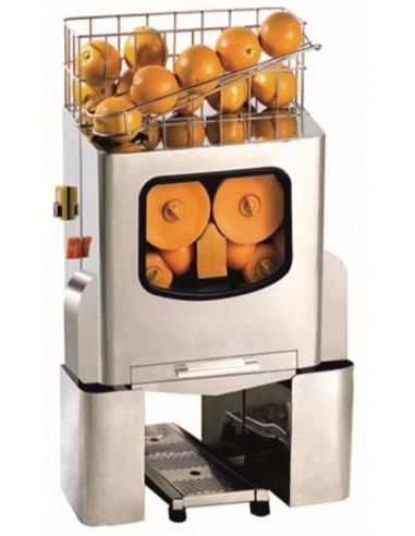 Exprimidor Automático Naranjas Cubierta Inoxidable de 400 x300 x780h mm 2000E-3 - 1