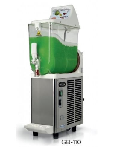 Granizadora GraniBEACH 10 litros CARPIGIANI de 200 x400 x860h mm CARPIGIANI GB-110 - 1