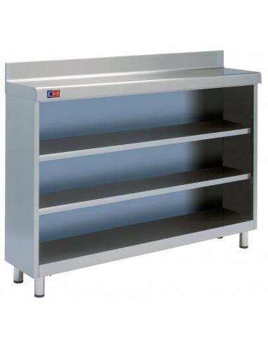 Mueble Estantería de 1500 x600 x1045h mm MST-60/1502E - 2