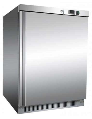 Armario refrigerado sobre mostrador acero inoxidable 600X615X870H - 1