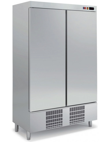 Armario Snack Refrigerado Doble de 2 puertas 1250x665x2075h mm ARCH-1002 - 1