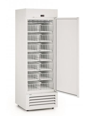 Congelador Vertical con 14 Cestas Blanco 700x700x2075h mm CVL070PO - 1