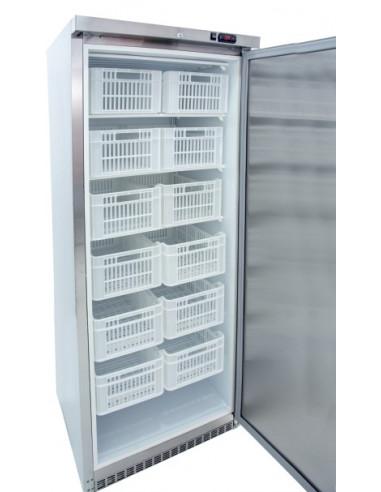 Armario de Congelación Vertical con cajones 600 litros Acero Inoxidable ACCH-600I - 1