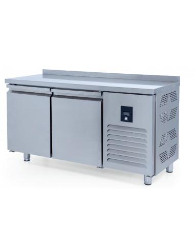 Mesa Snack Refrigerada fondo 600 1500x600x850 mm CTS275CR - 1