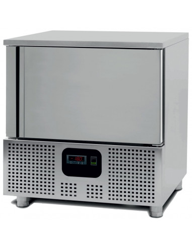Abatidor de Temperatura Mixto 5 Bandejas GN1/1 de 790 x700 x850h mm CR05ECO - 1