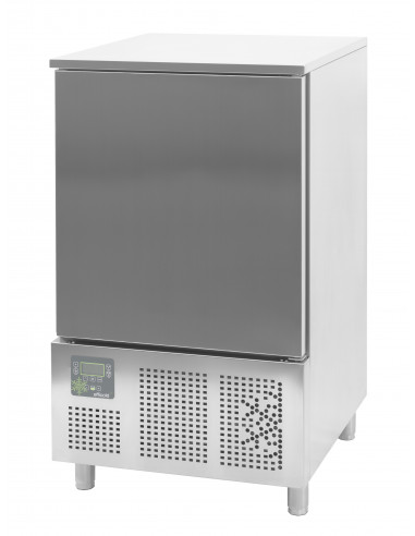 Abatidor de Temperatura Mixto 8 Bandejas GN1/1 de 790x700x1290h mm CR08ECO - 1