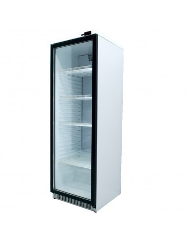 Armario Expositor Refrigerado 400 litros Puerta de Vidrio de 620x665x1850h mm RV300DIG - 1