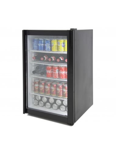 Mini expositor refrigerado de 120 litros T-120 - 1