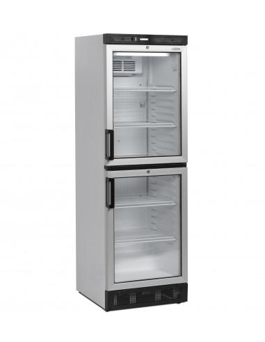 Armario Refrigerado 2 puertas de cristal 372 L FS2380-I - 1