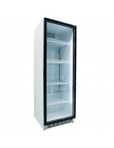 Armario Expositor Refrigerado 400 litros Puerta de Vidrio de 620 x665 x1850h mm RV300 - 1