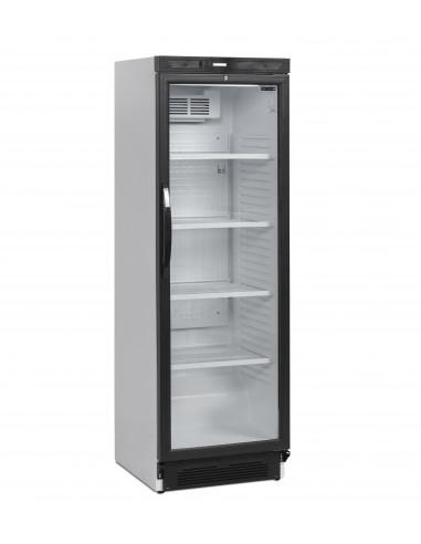Armario Refrigerado 1 puerta de cristal 372 L CEV425-I - 1