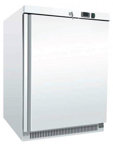 Armario congelación de Acero blanco 600x615x870h AC200L - 1