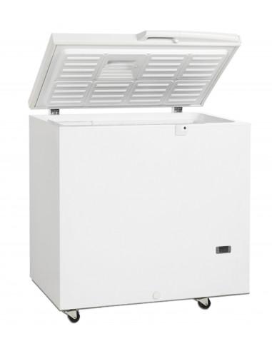 Congelador horizontal Especial Laboratorio 235 L Temperatura -45º -5ºC SE20-45-P - 1