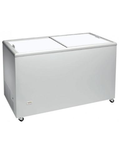 Congelador Horizontal Puerta Ciega Corredera de 1283 x670 x895h mm ICE400NTOS - 1