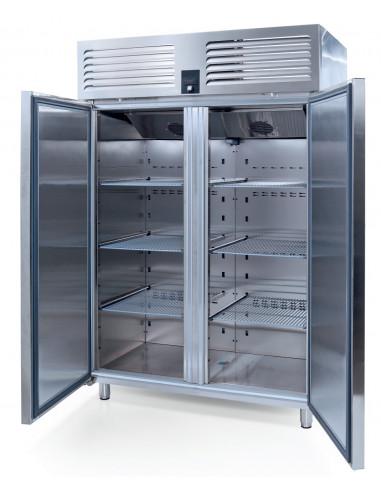 Armario Refrigerado GN2/1 con 2 puertas Cristal 1340 Litros VTS1340CR-VG - 1