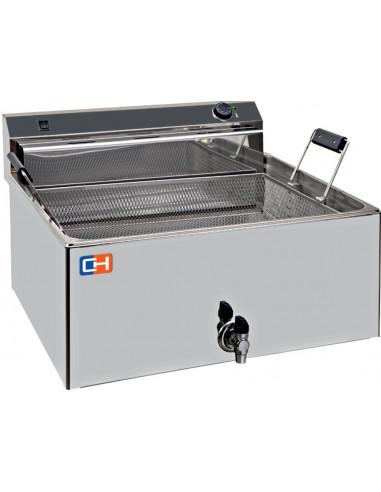 Freidora especial para pastelería Trifásica de 30 Litros FP30L - 1