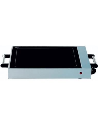 Plancha asar Eléctrica Vitrocerámica 1500W de 491x365x68mm J550 - 1