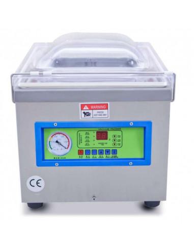 Envasadora de Vacío Profesional 1 Barra Soldadura 300 mm de 390 x480 x400h mm