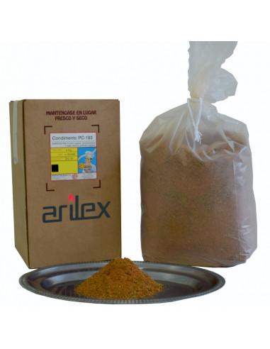 Caja 4kg Condimento Especial para pollos (sin sal) ARICHEF - 2