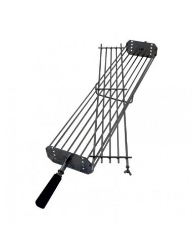 Espada Multiposición tipo Jaula para asado paletillas, muslos, butifarras, codillos, patatas... - 2
