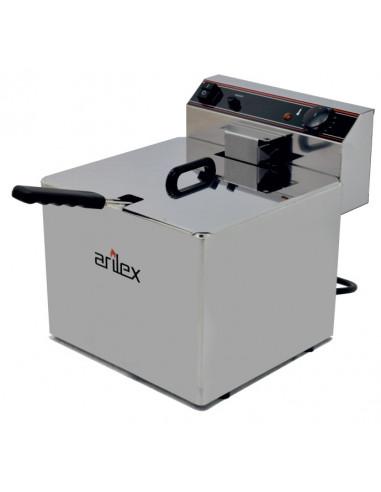 Freidora Eléctrica SIN Grifo de Vaciado de 12 Litros EVO12TR - 2