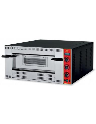 Horno de Gas para 6 Pizzas Diámetro 300 mm - 1